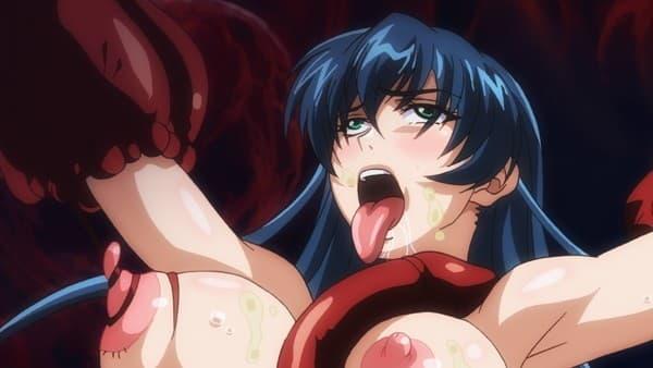 Taimanin Asagi: Toraware no Niku Ningyou OVA